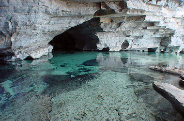 Grotte in der Chapada Diamantina
