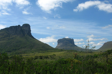 Landschaft in der Chapada Diamantina